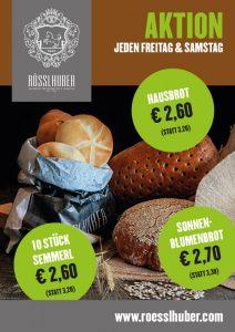 FR + SA = Wochenend-Brot-Aktion