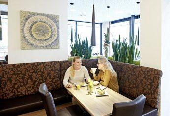 Café in Bergheim bei Salzburg
