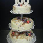 100 Jahre Jubiläums-Torte