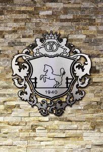 Wappen der Familie & Bäckerei Rösslhuber