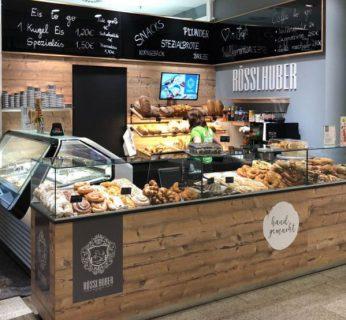 Bäckerei Filiale im Forum 1