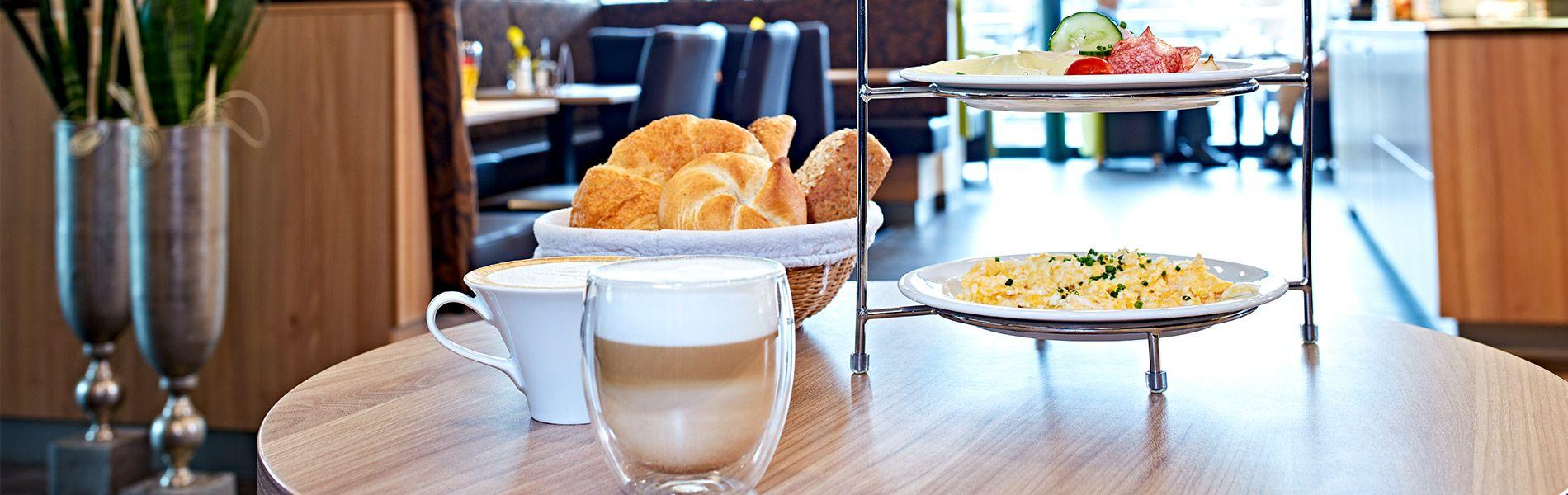 Frühstücks Café in Bergheim
